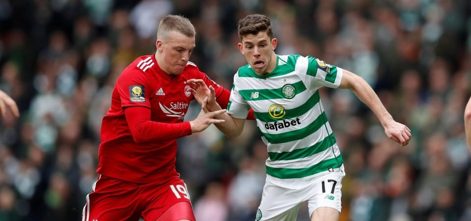 Celtic's Ryan Christie can be the reliable number ten that they badly need