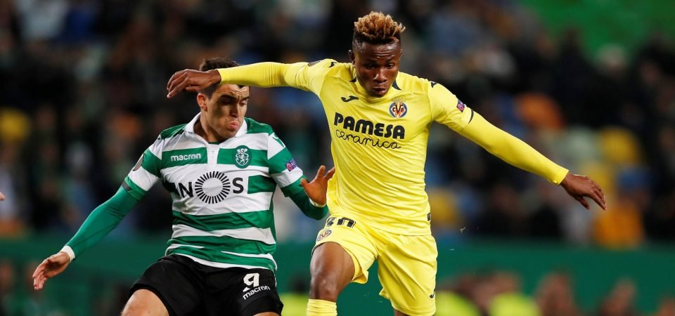Liverpool have been linked with a move for Samu Chukwueze