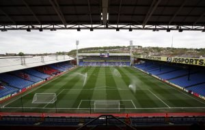Crystal Palace fans react as Brandon Pierrick signs his first professional contract