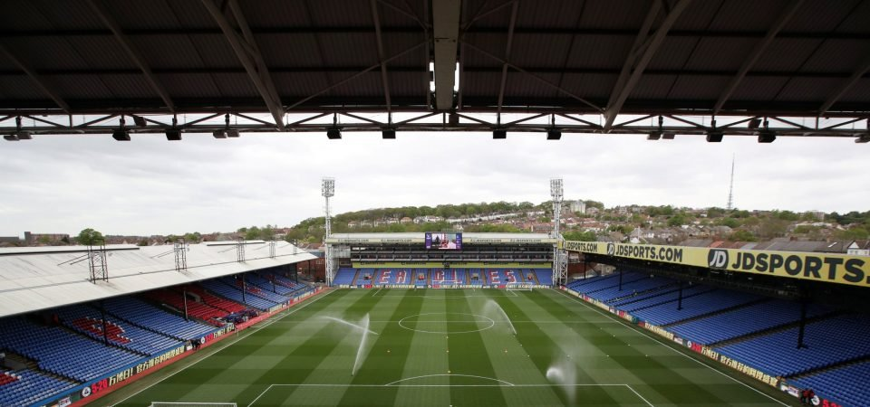 Crystal Palace prospect's comments should act as a wake-up call to the Eagles