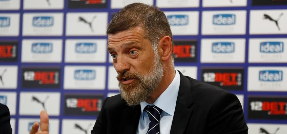 West Brom target Saul Shotton fits the bill for Slaven Bilic's system