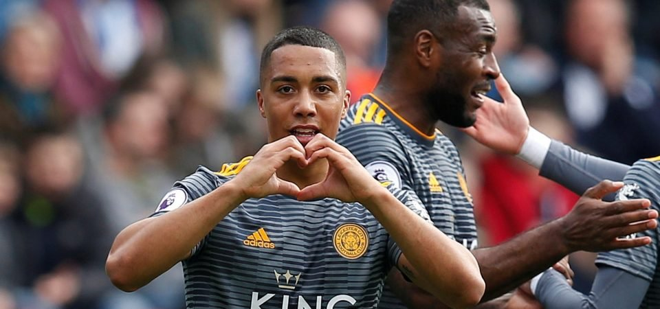 Leicester City: Youri Tielemans' comments give faith about Foxes future