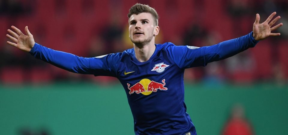Liverpool fans react to Paul Joyce's update on Timo Werner