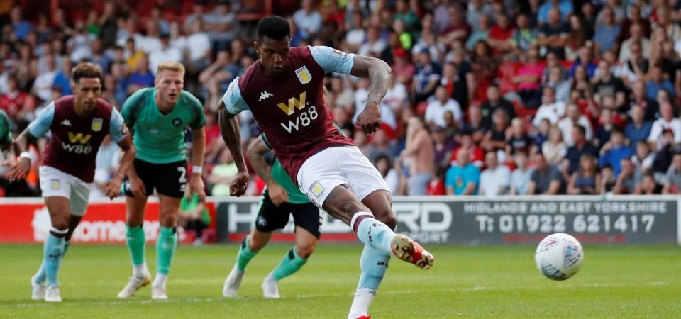 Aston Villa fans angry after Wesley Moraes picks up injury against Kuwait