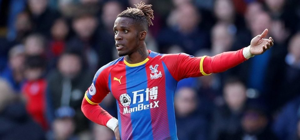 Everton must secure summer deal for Wilfried Zaha