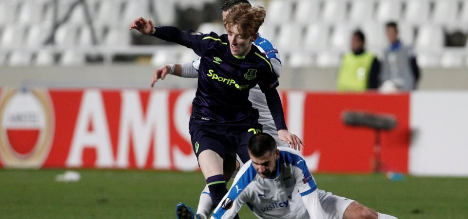 Everton starlet Anthony Gordon shows why he must be considered by Silva