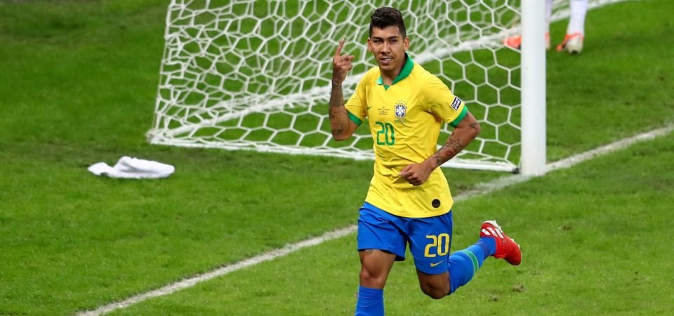 Roberto Firmino has proved he can offer Jurgen Klopp more attacking options