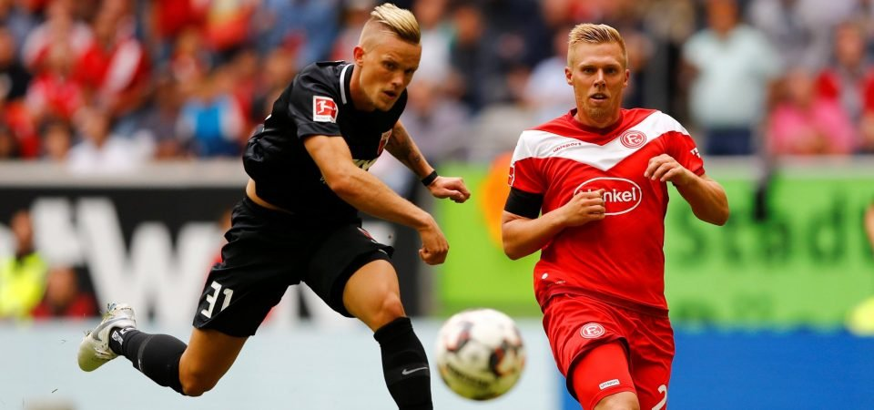 Liverpool target Philipp Max could offer more direct goal threat than Andy Robertson