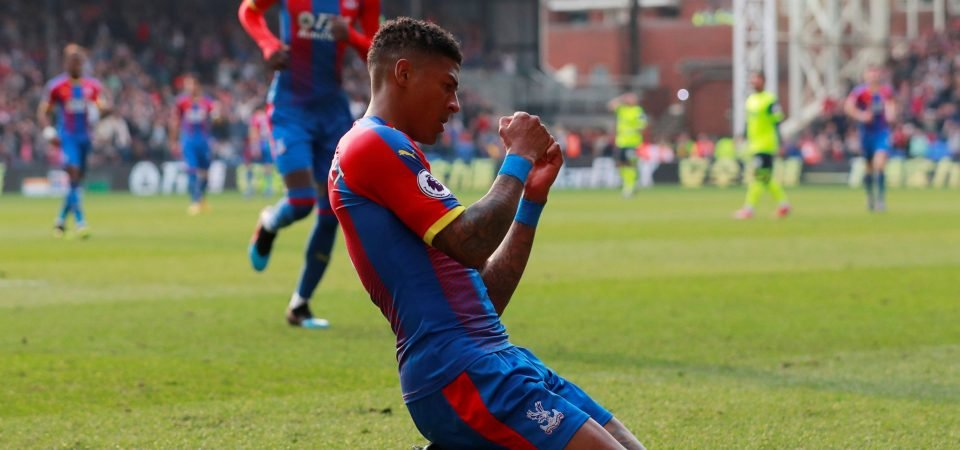 Leeds must sign Crystal Palace star Patrick van Aanholt this summer