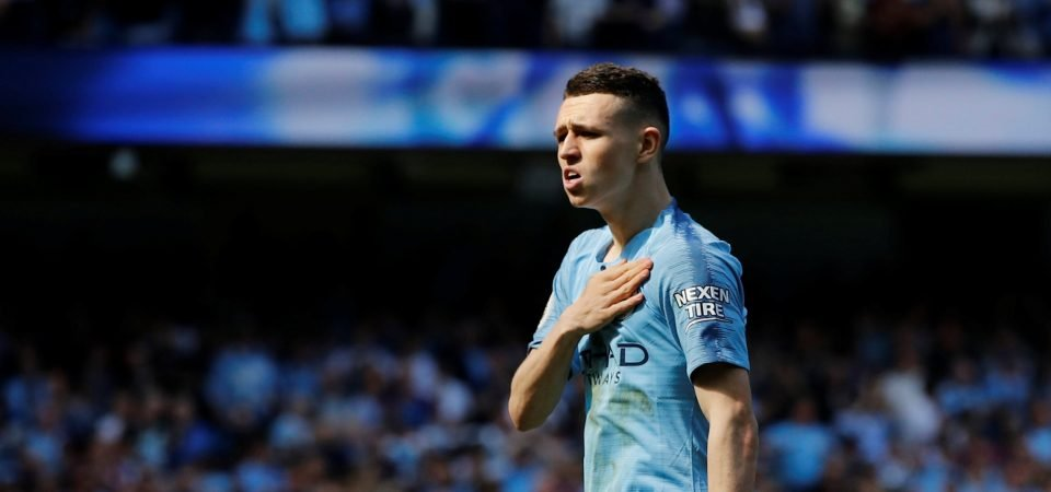Exclusive: John Hartson tips Phil Foden to play a bigger role at Man City this season