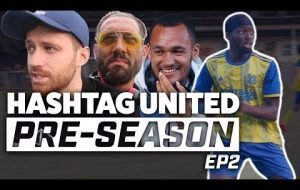 OSUDE & ACADEMY BOYS DEBUT! - HASHTAG UNITED PRE-SEASON 19/20 EP2
