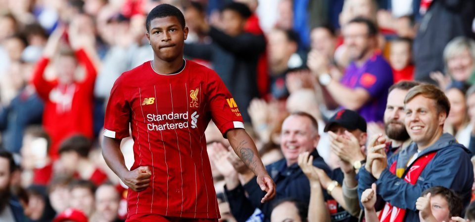 Liverpool fans react to Rhian Brewster's impressive performance against Tranmere