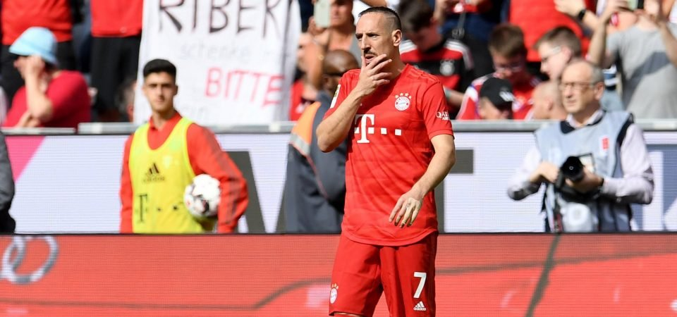 Liverpool would've been making a pointless move had they signed Ribery this summer