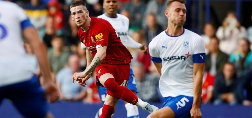 Liverpool's bold transfer stance on Ryan Kent is already paying off