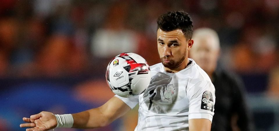 Everton would be taking a huge risk on Mahmoud Trezeguet if they signed him
