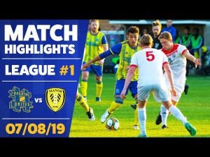 1ST GAME OF THE SEASON! - HASHTAG UNITED vs SOUTHEND MANOR