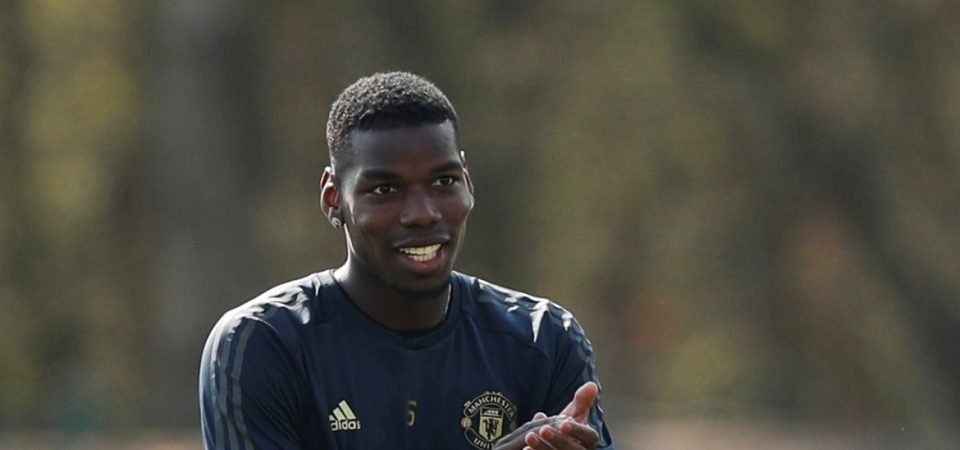 Manchester United star Paul Pogba posts promising update to his Instagram