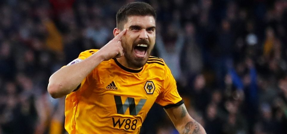 Wolves fans react to strange Patrick Cutrone and Ruben Neves penalty incident