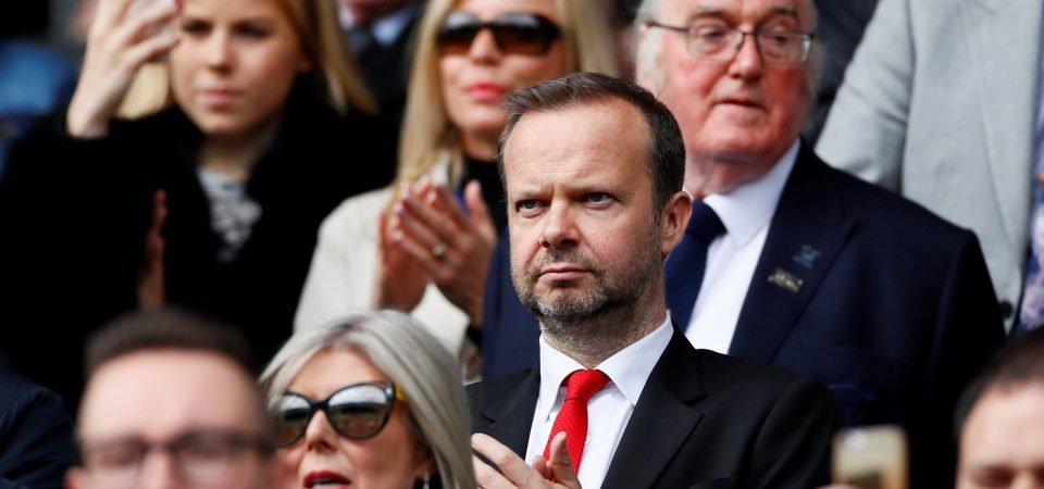 Ed Woodward continues to prove he is Man United's biggest problem