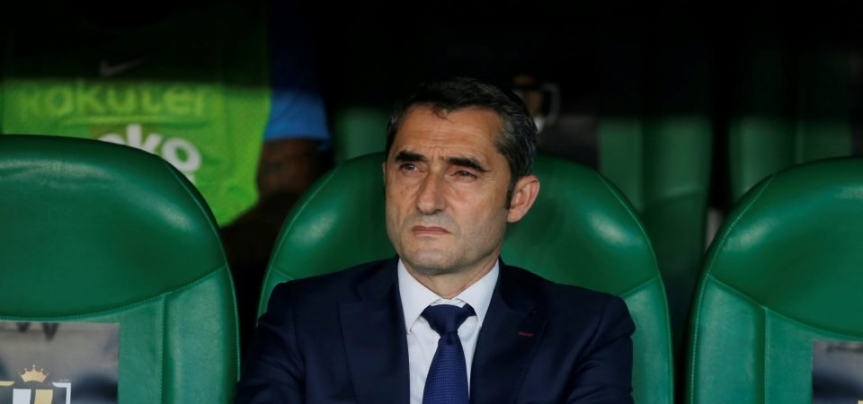 Clock is ticking on Ernesto Valverde's time at Barcelona