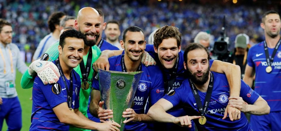 Davide Zappacosta showered with messages after leaving Chelsea for Roma