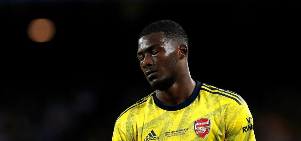 Arsenal's Ainsley Maitland-Niles needs to be on top form to stop Burnley