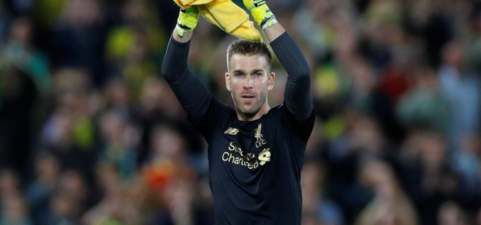 Liverpool stopper Adrian takes to Twitter to express his emotions after surprise debut