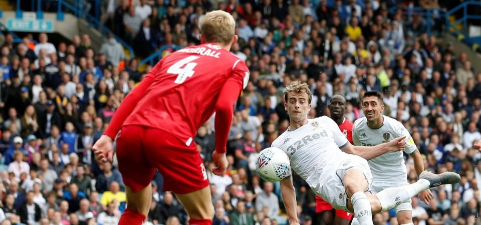 Leeds fans slam Patrick Bamford as the points are shared with Forest