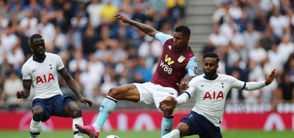 Aston Villa's Wesley may struggle with Bournemouth physical test after early signs in poor debut