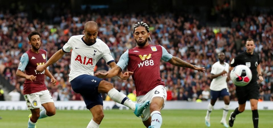 Aston Villa will only improve once Douglas Luiz becomes a regular in the starting XI