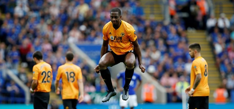 Wolves fans left drooling after Willy Boly's display against Leicester