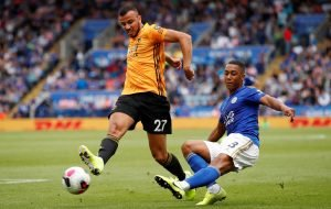 Wolves boss Nuno Santo may rue letting Romain Saiss depart before the end of the month