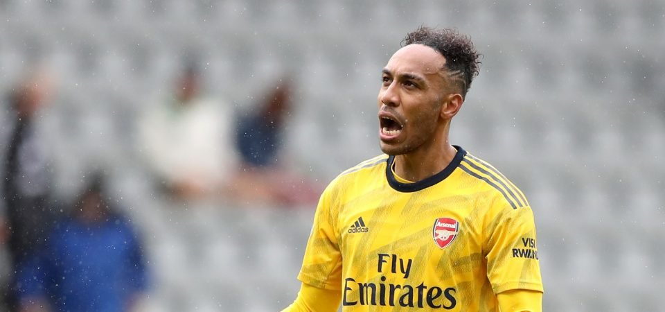 Arsenal should move Pierre-Emerick Aubameyang on before it is too late