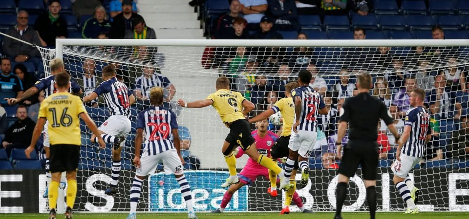 West Brom fans rave about Dara O'Shea following his debut on Tuesday evening