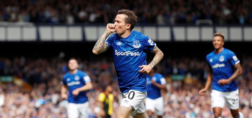 Everton's Bernard should be fearful of his position if David Moyes takes over