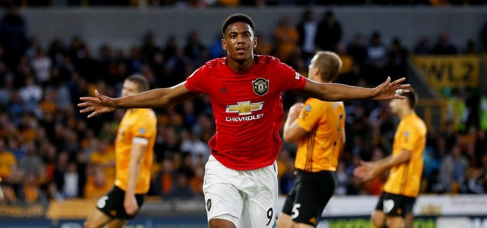Manchester United fans react to Anthony Martial's 50th goal for the club