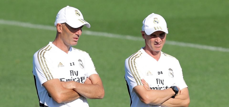 Real Madrid's problems may stem from Zidane's formation experiment