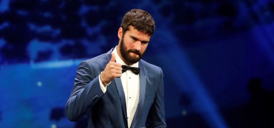 Liverpool fans are thrilled to see Alisson make his return from injury
