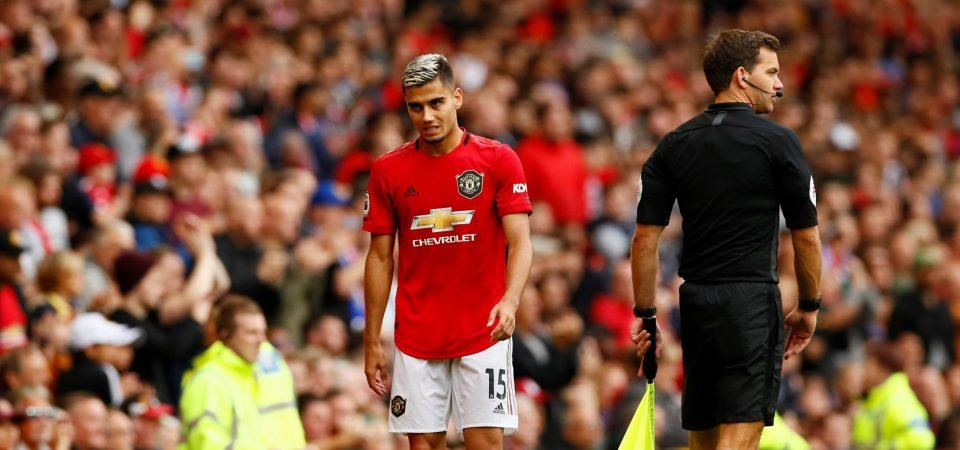 Man United fans lay into Andreas Pereira despite convincing win over Chelsea