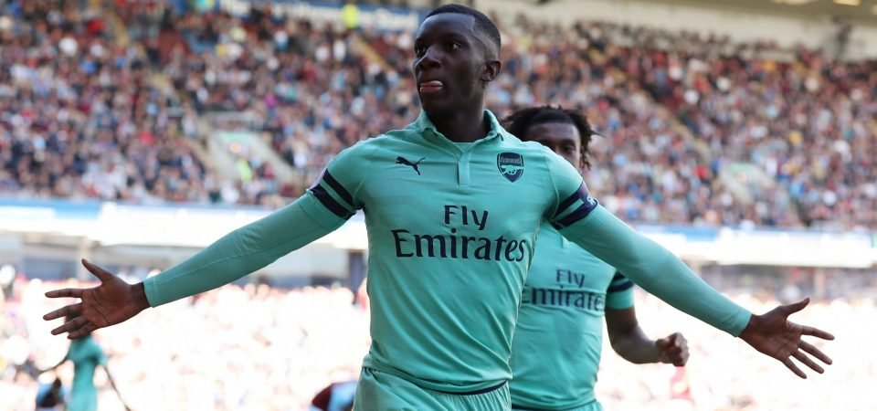 Leeds United newcomer Eddie Nketiah takes to Instagram after completing loan move