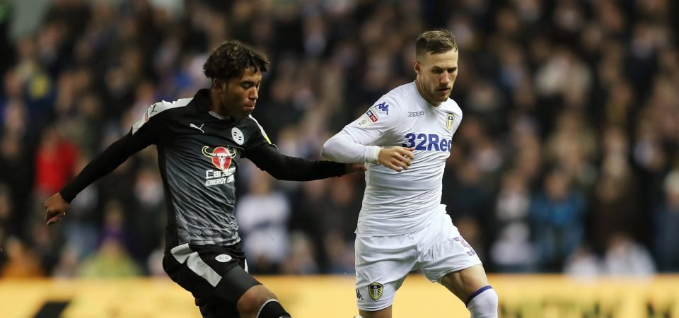 Leeds' XI on Saturday will say a lot about Barry Douglas' place at the club