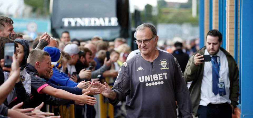 Leeds' tactics under Marcelo Bielsa may continue to falter due to key duo
