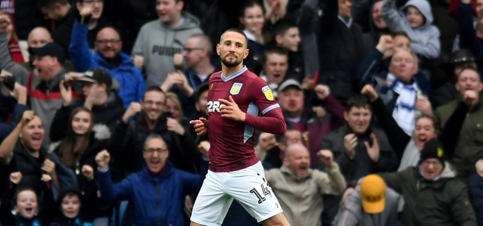Aston Villa's Conor Hourihane could fill a void in unlikely area