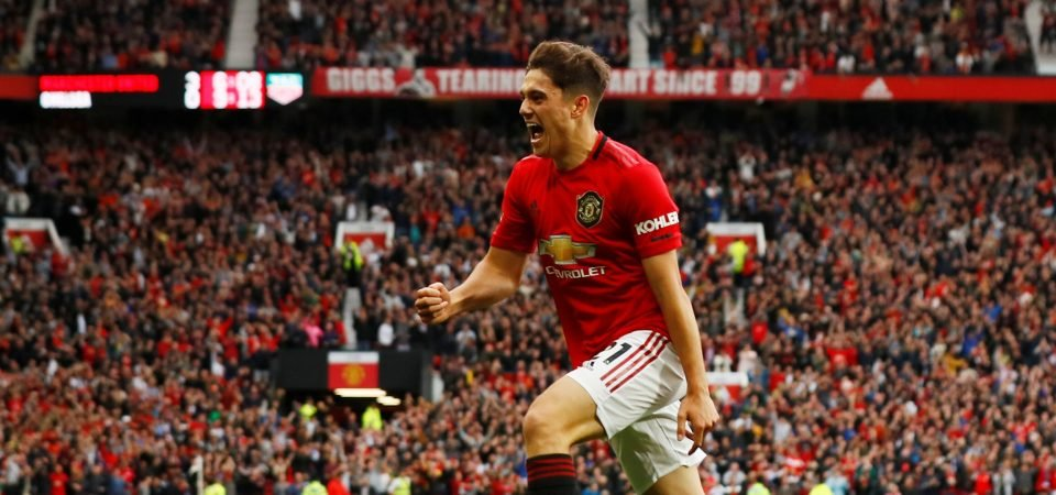 "Manchester United legend Ryan Giggs urges referees to ""protect"" Daniel James"