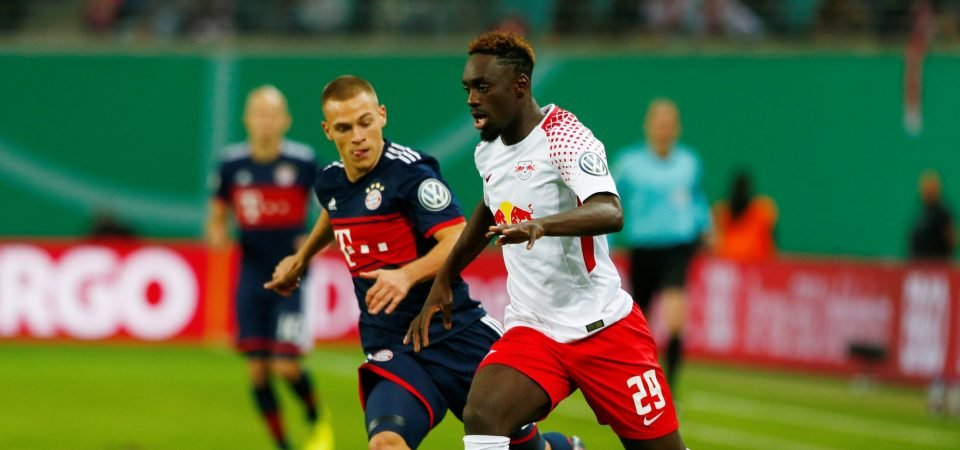 Crystal Palace failed with Jean-Kevin Augustin move on deadline day
