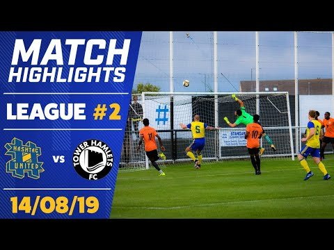 RECORDS SMASHED! - HASHTAG UNITED vs TOWER HAMLETS