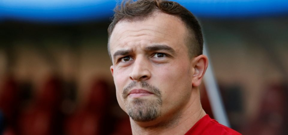 Liverpool interest in Raphinha could be the end of Xherdan Shaqiri
