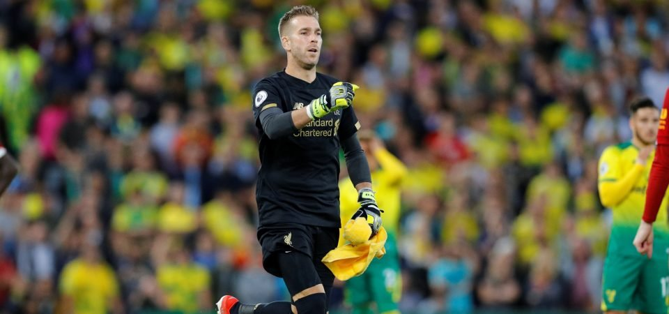 Liverpool stand-in goalkeeper Adrian's most worrying Premier League moments