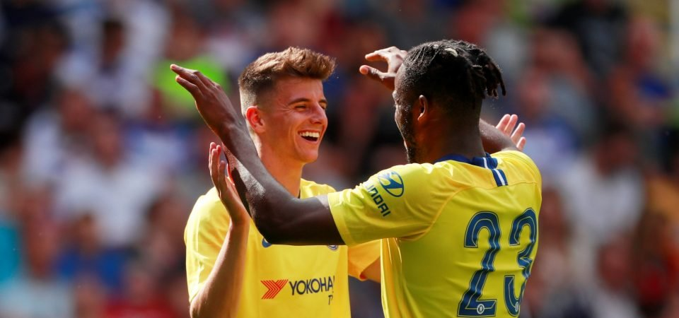 Chelsea fans are unsure on Mason Mount after heavy opening weekend defeat