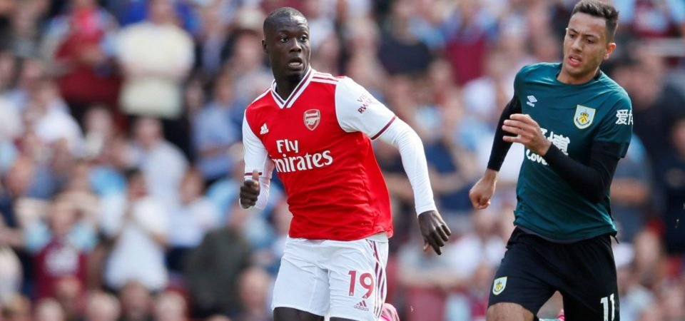 Arsenal overpaid for Nicolas Pepe according to talkSPORT pundit